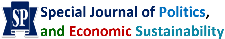 Special Journal of Politics, and Economic Sustainability - PES